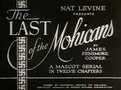 The Last of the Mohicans titles