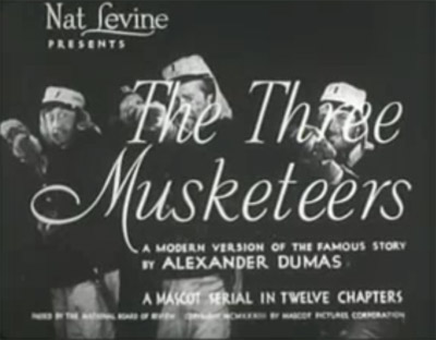 Three Musketeers titles