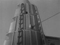 Undersea Kingdom--Khan's tower
