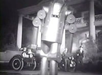 Vanishing Shadow robot rampage 4