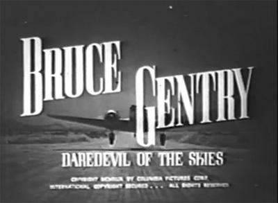Bruce Gentry--titles