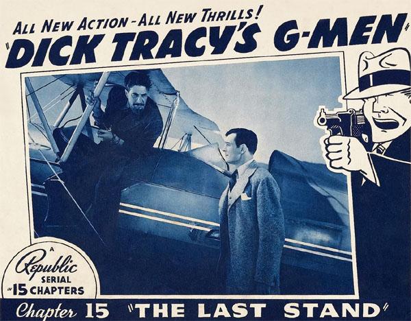 Dick Tracy's G-Men--final