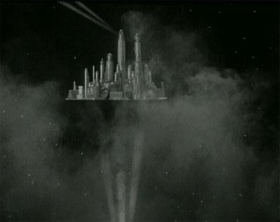 Flash Gordon--city of the Hawk Men