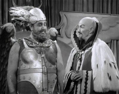 Flash Gordon--Ming and Vultan
