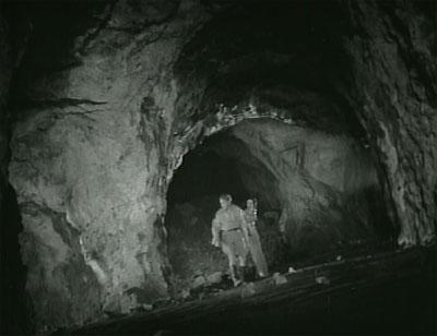 Flash Gordon--tilted tunnels
