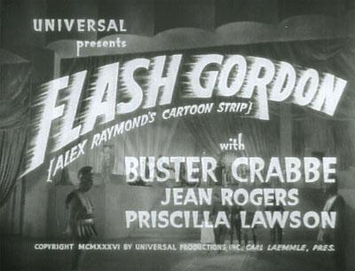 Flash Gordon titles