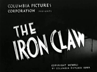 Iron Claw titles