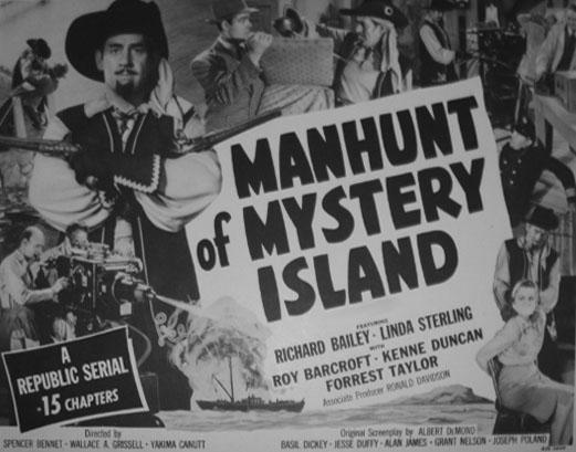 Manhunt of Mystery Island--last