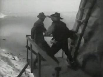 Manhunt of Mystery Island--trail chase 2