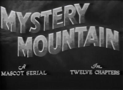 Mystery Mountain titles