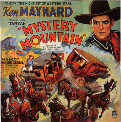 Review--Mystery Mountain
