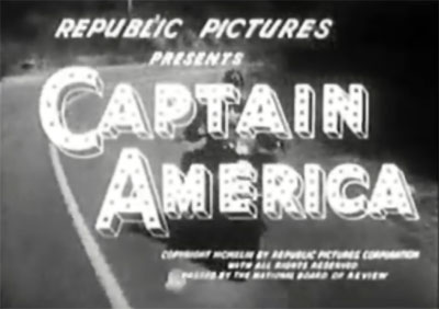 Captain America titles