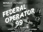 Federal Operator 99--titles