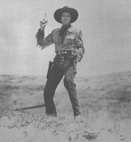 Great Adventures of Wild Bill Hickok--last