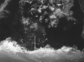 Haunted Harbor--shipwreck