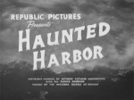 Haunted Harbor--titles