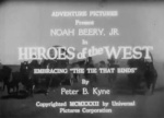 Heroes of the West titles
