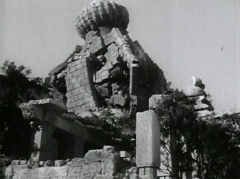 Lost City of the Jungle--temple crumble 1