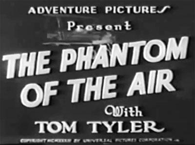 Phantom of the Air titles