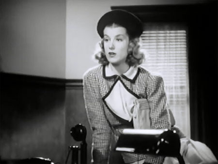 Red Barry--Frances Robinson