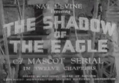 Shadow of the Eagle--titles
