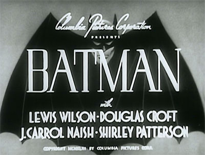 Batman titles