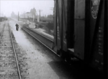 Hurricane Express--boxcar chase