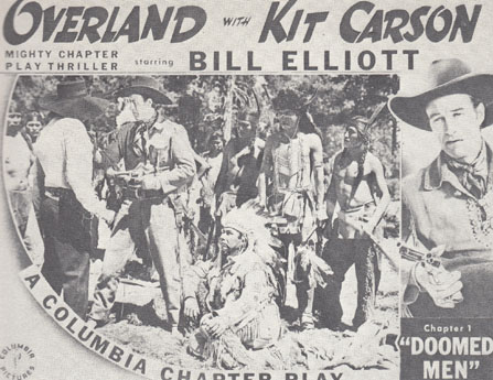 Overland with Kit Carson--last