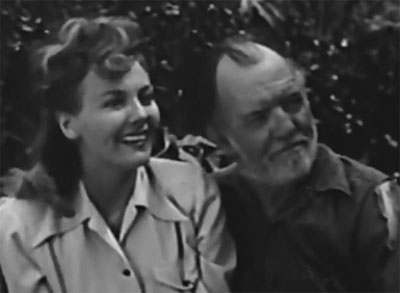 Sea Hound--Pamela Blake and Milt Kibbee