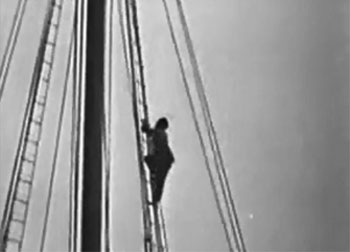 Sea Hound--rigging climb