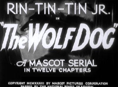Wolf Dog--titles