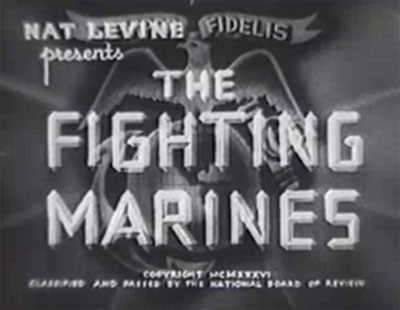 Fighting Marines titles