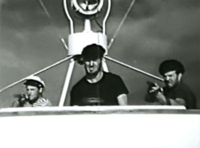 Pirates of the High Seas--the pirates
