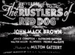 Rustlers of Red Dog--titles
