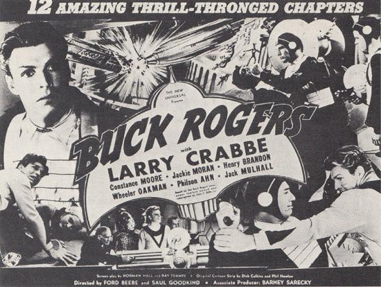Buck Rogers--last