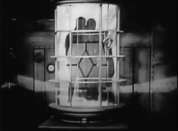 Buck Rogers--teleportation gadget