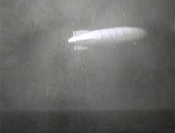 Great Air Mystery--dirigible 1