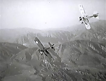 Great Air Mystery--dogfight 1