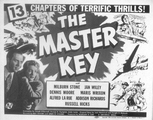 Master Key--last