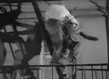 Mysterious Doctor Satan--shadowy shot 2