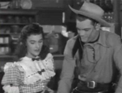 Son of Zorro--Peggy Stewart and George Turner