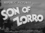 Son of Zorro titles