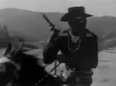 Son of Zorro--Zorro