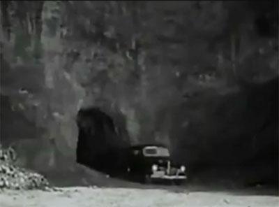 Superman--Bronson Cave