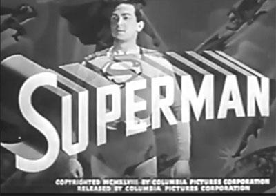Superman titles