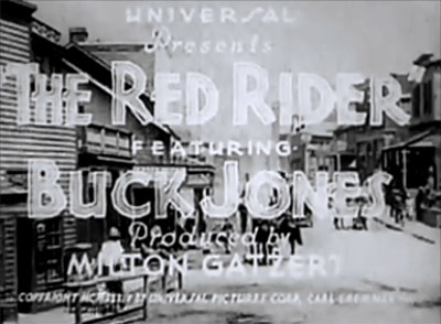 The Red Rider titles