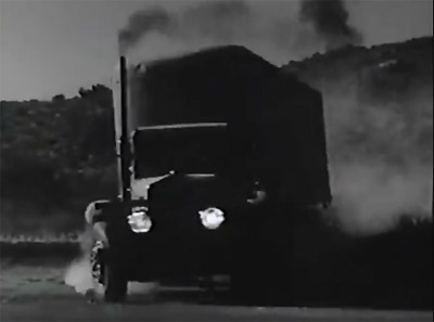 Government Agents vs. Phantom Legion--truck chase