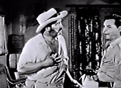 Jungle Raiders--Charles King and Eddie Quillan