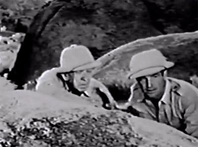 Jungle Raiders--Kane Richmond and John Elliott