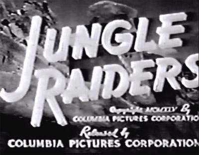 Jungle Raiders--titles